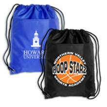 Promotional DrawString BackPack Totes