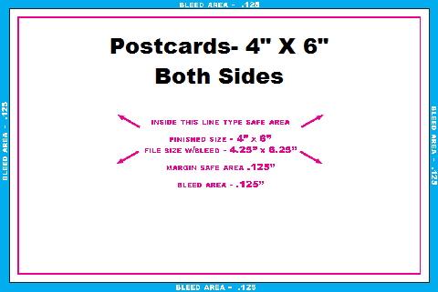 postcard template usps. Black Bedroom Furniture Sets. Home Design Ideas